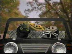 Who's in YOUR Spooky Car?